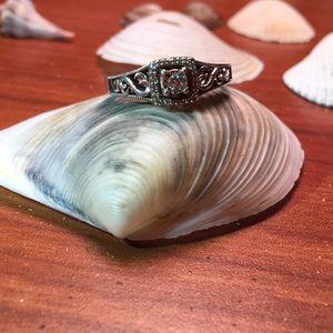 Kay Jeweler's Jane Seymour Open Heart Ring